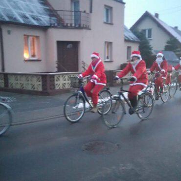 W Raciążu szalały Mikołaje