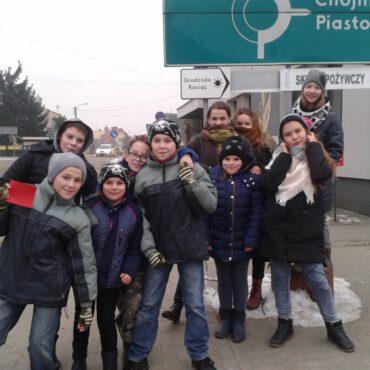 `Zimo baw się z nami`- impreza plenerowa dla dzieci