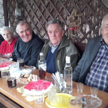 Majowy piknik seniorów