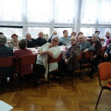 Fotorelacja z Dnia Kobiet w Klubie Seniora `Jesień`