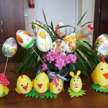 Fotorelacja z Warsztatów Wielkanocnych w WDK Raciąż
