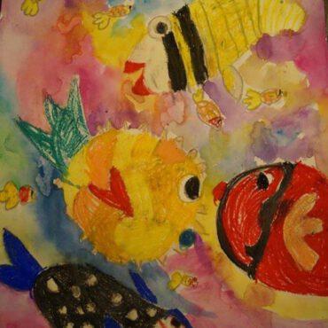 `Sztukarnia` – nagrody w Ogólnopolskim Konkursie Plastycznym `Morskie głębiny`