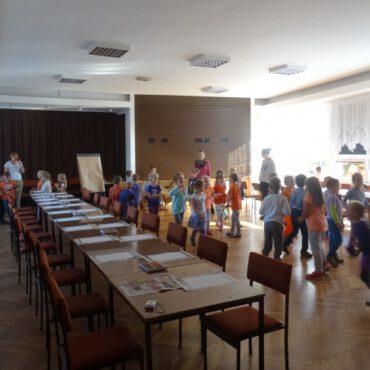 Przedszkolaki w TOK