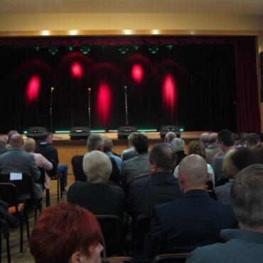 Kabaret pod Wyrwigroszem rozbawił tucholską publiczność