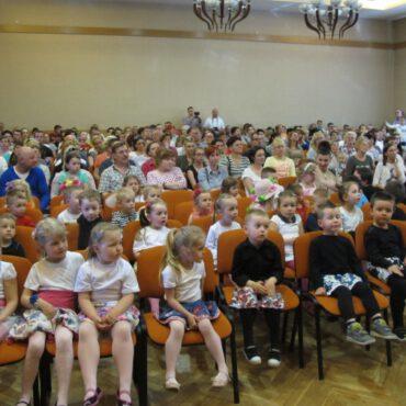 Przedszkolaki zaprezentowały się na festiwalu `Wiosna, wiosna, ach to Ty`