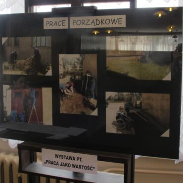 Wystawa pt. `Praca jako wartość` oraz konferencja `Pracodawca- niepełnosprawny – rodzic`