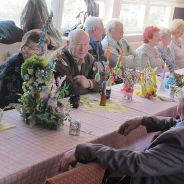 Seniorzy pożegnali zimę