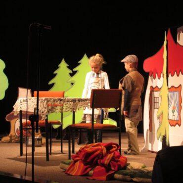 X Przegląd Teatrzyków Szkolnych odbył się w TOK