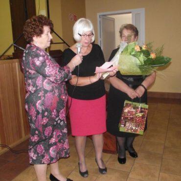 Seniorzy w Raciążu świętowali swój dzień