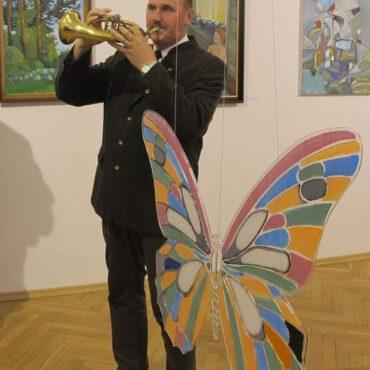 Wystawa poplenerowa `Bielska Struga 2014` już otwarta