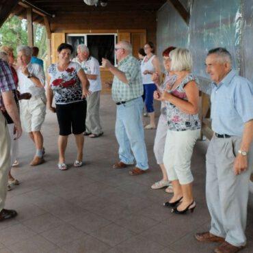 Spotkanie Seniorów nad Głęboczkiem