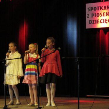 Przesłuchania konkursowe XXXVI Spotkań z Piosenką Dziecięcą