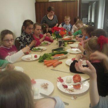 Wielkanocna kuchnia w Raciążu