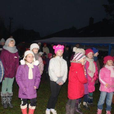 Mikołaje szalały w Raciążu