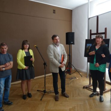 Zdjęcia Mariusza Weltrowskiego można oglądać w TOK
