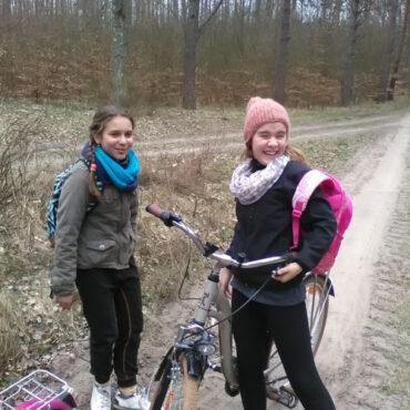 Wiosenna wycieczka rowerowa z Raciąża