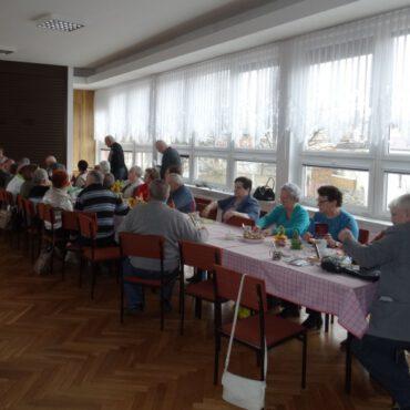 Wielkanocnie w Klubie Seniora Jesień