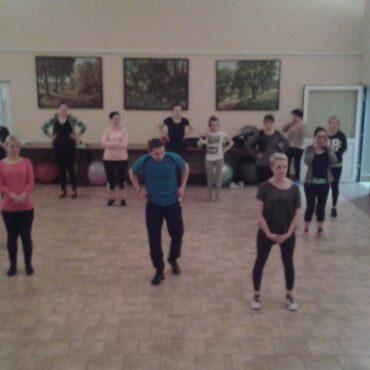 WDK Raciąż: rozpoczęły się zajęcia fitness w rytmie latino