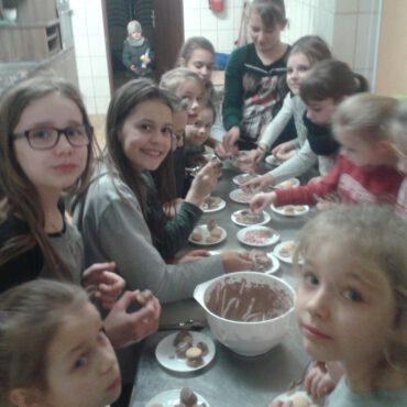 Słodkie torciki w Raciążu