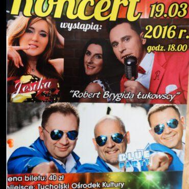 Jesika, Łukowscy i Blue Party w TOK