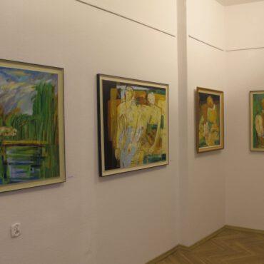Wystawa malarstwa Zenona Korytowskiego otwarta