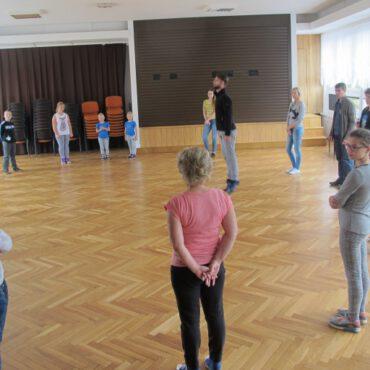 W TOK uczą się tańczyć