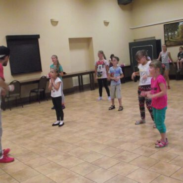 Wakacje w Raciążu: warsztaty taneczne