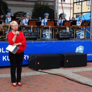 Uczestnicy Bydgoskich Impresji Muzycznych wystąpili na tucholskim rynku