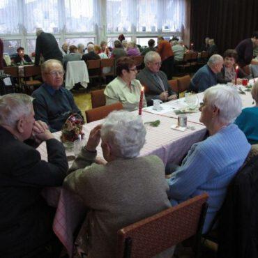 Mikołajki w Klubie Seniora Jesień