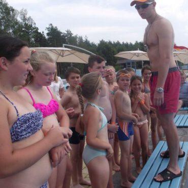 Letnie wakacje w Raciążu – wycieczka na basen do Fojutowa