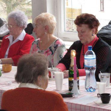 Dzień Kobiet i Dzień Mężczyzn w Klubie Seniora Jesień