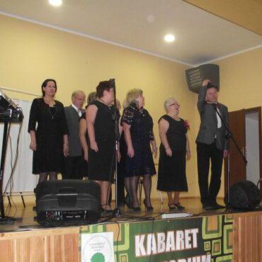 Kabaret Sanatorium wystąpił w Raciążu