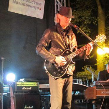 Morris Band oraz Free Men wystąpili na tucholskiej majówce