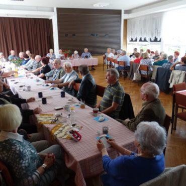Zebranie sprawozdawczo-wyborcze w Klubie Seniora `Jesień`