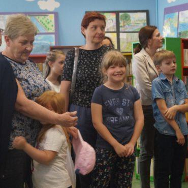 Wiersze Połczyńskiego oczami dzieci