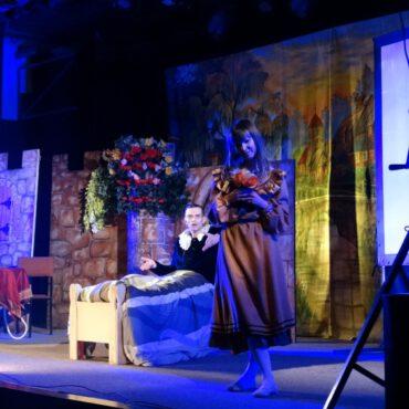 Katolicki Teatr Edukacji z Krakowa zagrał dla dzieci i młodzieży