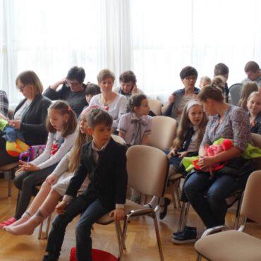 Turniej Recytatorski `O pióro Jana Brzechwy` w kategorii klas II zakończony