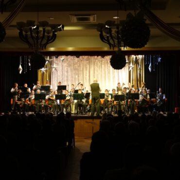 Koncert Orkiestry Lasów Państwowych znów przyciągnął tłumy