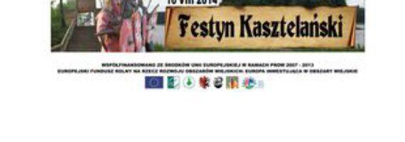 Zapraszamy na Festyn Kasztelański do Raciąża