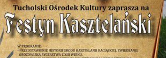 Festyn Kasztelański w Raciążu coraz bliżej