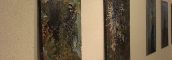 Wystawa malarstwa Małgorzaty Rynarzewskiej otwarta