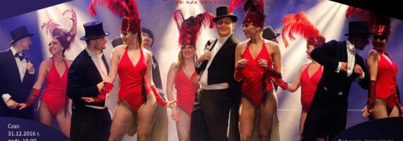 Sylwestrowa Gala Teatru Broadway w TOK