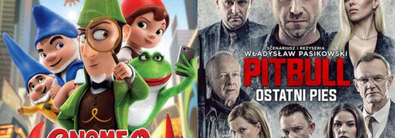 `Gnomeo i Julia` i `Pitbull. Ostatni pies` – niedługo w TOK
