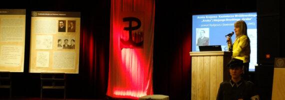 Relacja z konferencji `Powojenne podziemie niepodległościowe na Pomorzu`