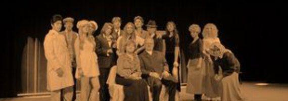 Grupa Teatralna Masque – premiera spektaklu Panna – Wdowa