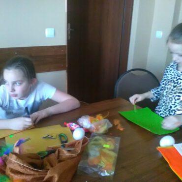 Wielkanocny warsztat ozdób
