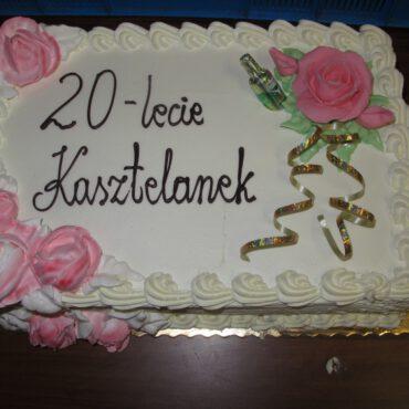 XX – lecie zespołu wokalnego `Kasztelanki`