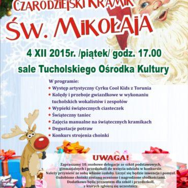 Czarodziejski Kramik św. Mikołaja ponownie w TOK
