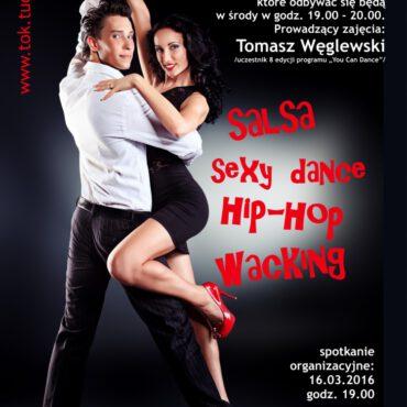 Zajęcia Latino Dance Mix w TOK