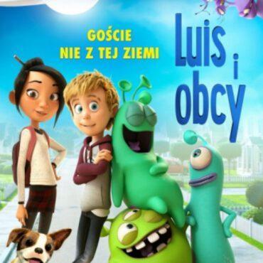 Seanse filmowe w TOK – `Luis i Obcy`, `Tomb Raider` i `Twarz`